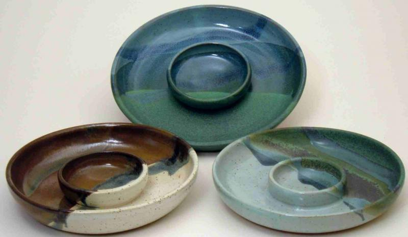 "olive dishes 7"" x 7"" x 1.5"" redearth, land and sea, and greenland."